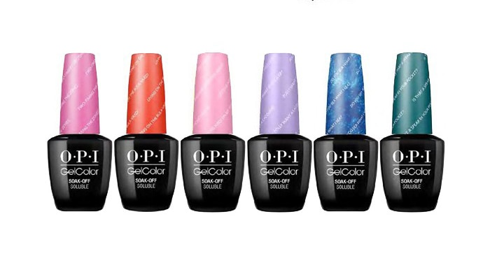 Opi Gelcolor Brand