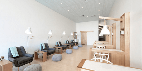 5 Nail Salon Interior Design Ideas