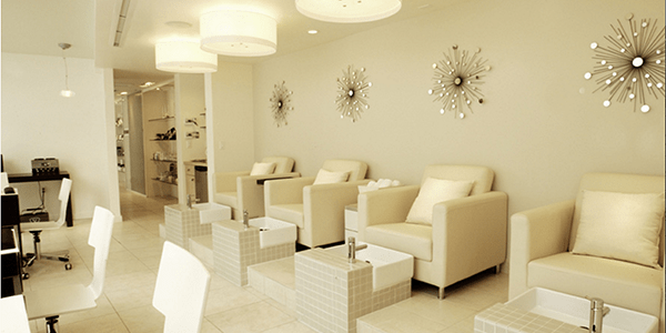 nail salon interior designs 1 - Nail Salon Interior Design Ideas