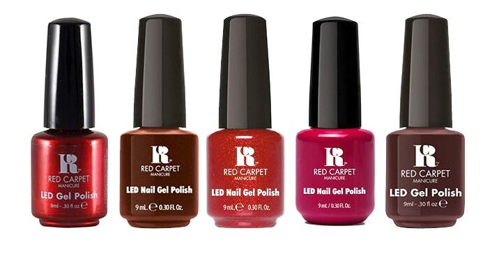 Red Carpet Manicure Polish