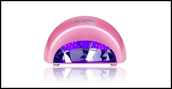 MelodySusie 12W LED Nail Dryer (Front View)