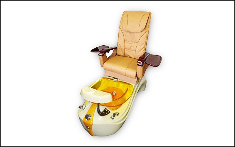 Pedicure Spa Massage Chair from the Belleza Collection