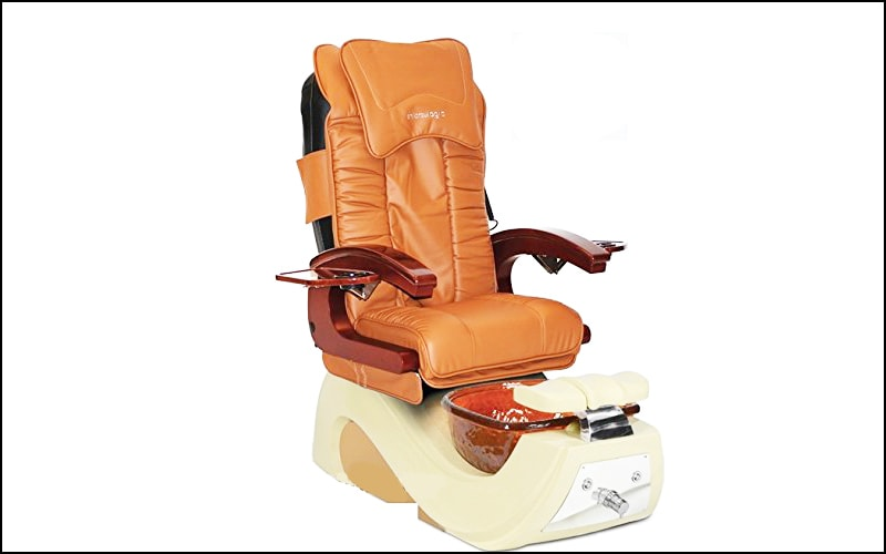 Shiatsulogic Pedicure Spa FIOR 5103 Pedicure Chair