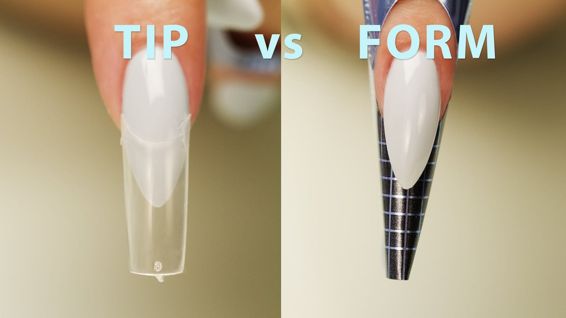 Nail Tips vs. Nail Forms: Which is Better and Why?