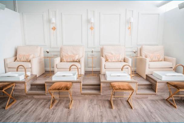 Salon Interior Design Color Schemes Interior Design
