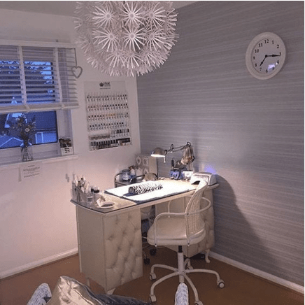 top 10 nail salon ideas for lovers of interior design